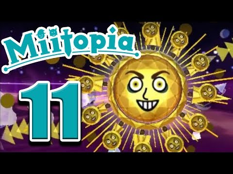 🔅L'AVATAR DU CHAOS !🔅 - MIITOPIA #11