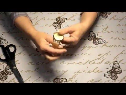 Распаковка  №3. Женские часы в желтом золоте и серьги в белом. Сумасшедшее кольцо с EBAY!