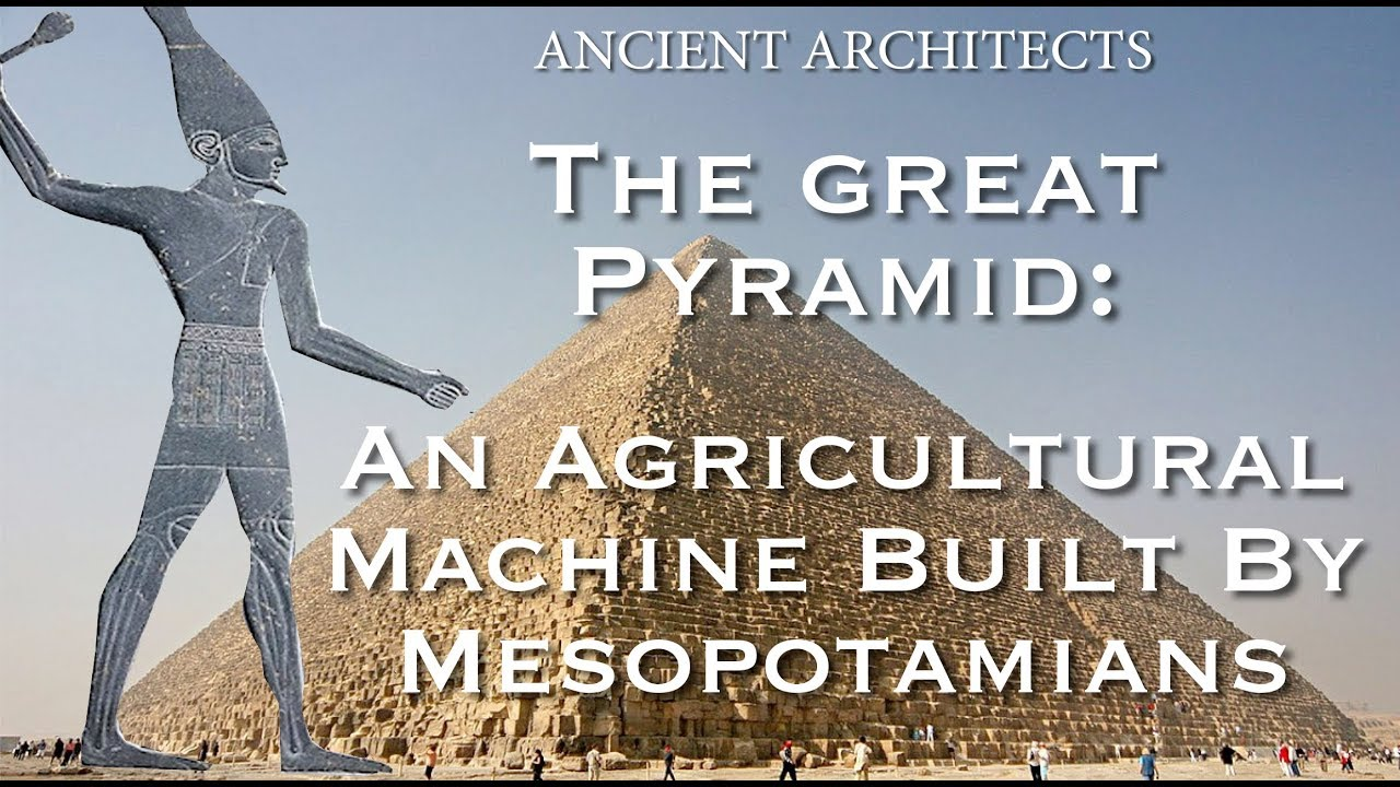 The Great Pyramid Power Station & Other Alternative Theories