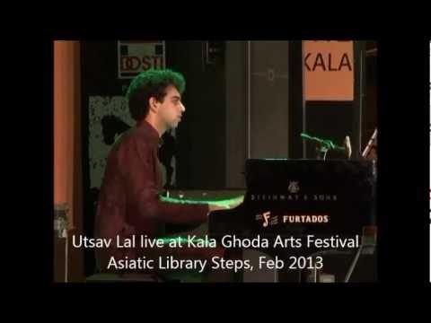 Utsav Lal at Kala Ghoda Arts Festival 2013