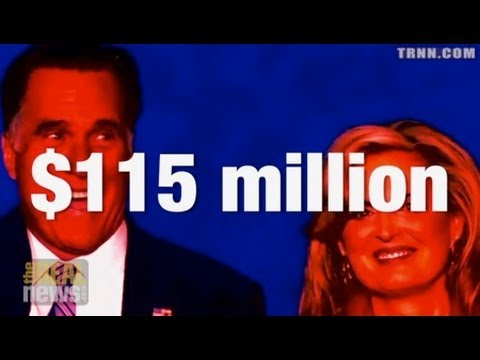 Romney Made Multi-Millions in Detroit Bailout
