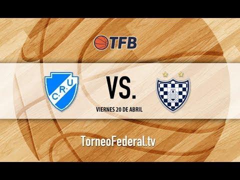 Regatas de Concepción del Uruguay vs Atalaya Club de Rosario | #TFB
