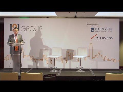 Presentation - Bloomberg - 121 Mining Investment Hong Kong 2018