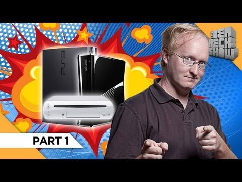 Ultimate Gaming System  (PS3-WiiU-Xbox360)  Part 1