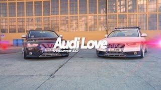 Audi Love, Vol 10: Alex van Gerbig & Erwin Cruz, 2013 Audi allroads