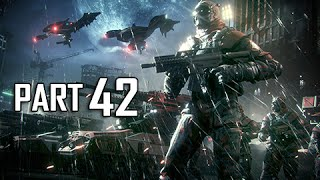 Batman Arkham Knight Walkthrough Part 42 - Sewers (Let's Play Gameplay Commentary)