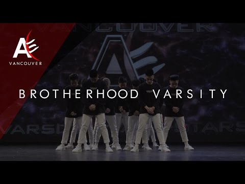 [1st Place] Brotherhood Varsity |  Varsity All-Stars  |  Artists Emerge 2017