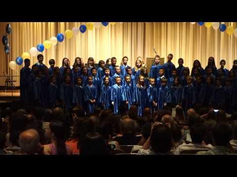 DInkelmeyer School 6th Grade Graduation 2014