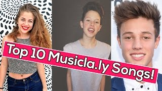 Top 10 BEST Songs for Musical.ly | The Best Musical.ly Compilations