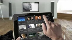 Loewe Assist Media App for iPad -- Touching entertainment