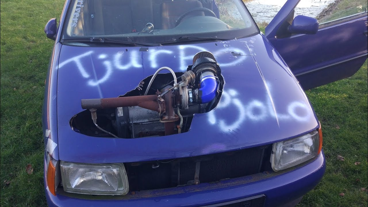 €14 budget polo 6n 1 3 turbo build