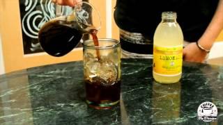 How-To: Iced Coffee with Lemonade Recipe