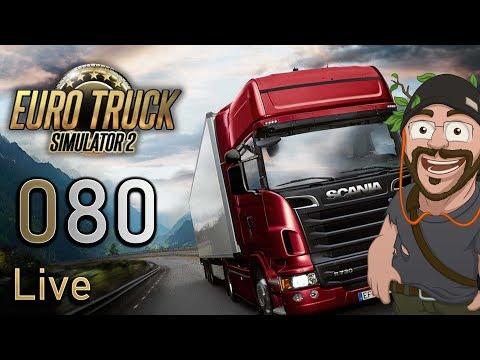 ETS 2 🚚 [080] Live 🚚 Let's Play Euro Truck Simulator 2 deutsch thumbnail