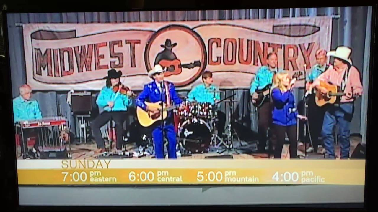 Adam Pope RFD TV's Midwest Country Show
