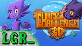 LGR - Chuck's Challenge 3D - Game Review (Video Game Video Review)