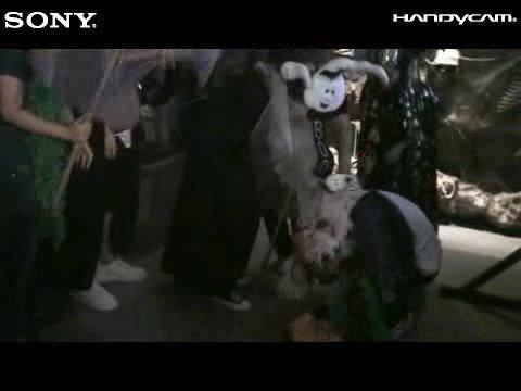 Sony X Ocean Park Halloween 2008 (01/10  10:27PM)