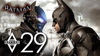 TWARZĄ W TWARZ || Batman: Arkham Knight [#29] [FABUŁA]