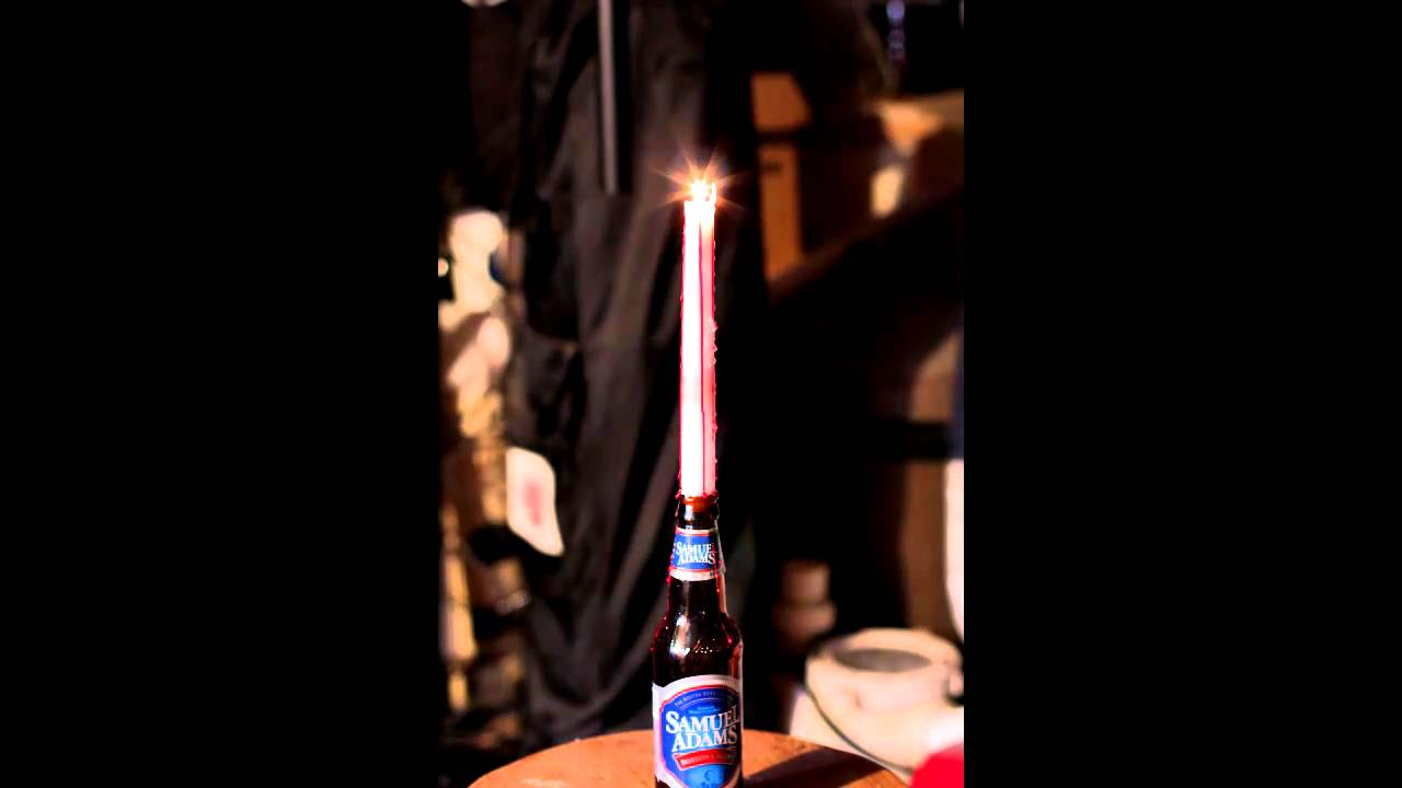 Time Lapse Color Drip Candle Youtube