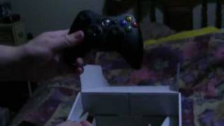 New Xbox 360 s slim console  unboxing 250gb