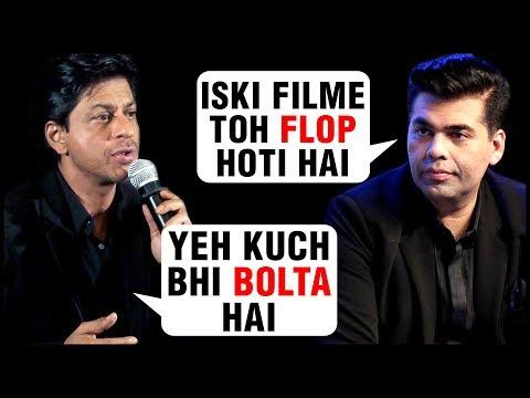 Shah Rukh Khan SHOCKING REACTION On Karan Johar Kesari Tweet INSULTING SRK
