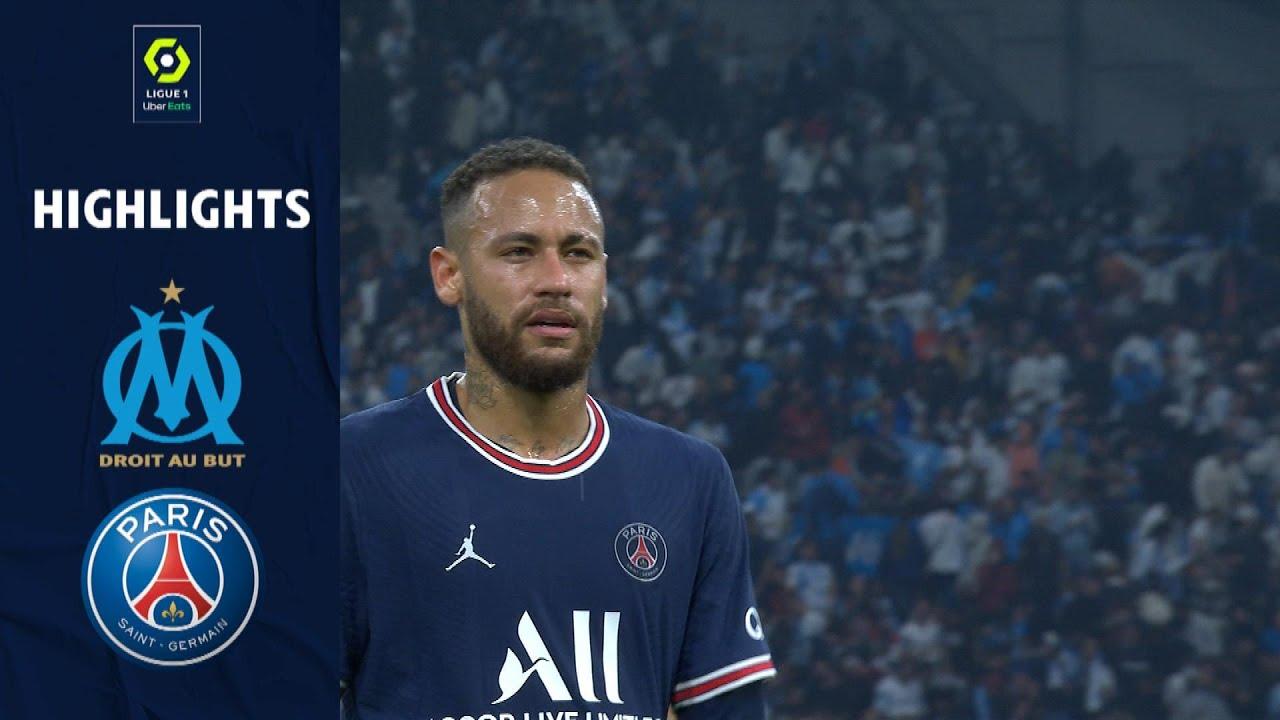 Download OLYMPIQUE DE MARSEILLE - PARIS SAINT-GERMAIN (0 - 0) - Highlights - (OM - PSG) / 2021-2022