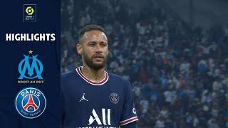 OLYMPIQUE DE MARSEILLE PARIS SAINT GERMAIN 0 0 Highlights OM PSG 2021 2022