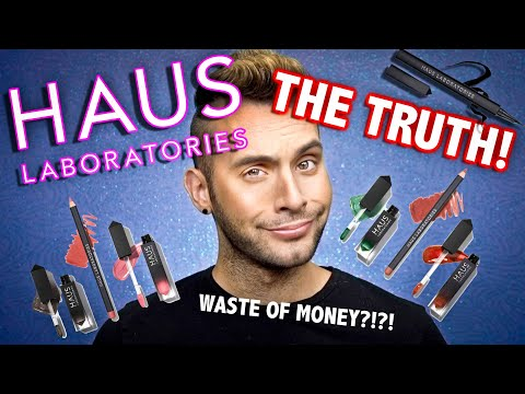 THE TRUTH...WHY GAGA?!?! Haus Labs Product Review!