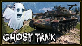 GHOST TANK! (Replay Bug or?) - World of Tanks Gameplay