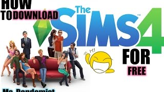 how to download sims 4 for free on mac (easy)