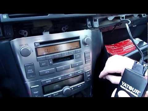 Мое знакомство с MP3 USB адаптер Yatour