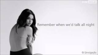 Watch music video: Selena Gomez - Camouflage