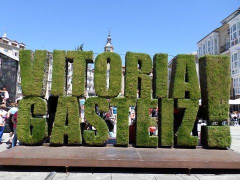 Vitoria-Gasteiz, Basque Country-SPAIN 2015