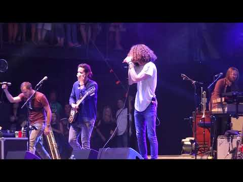 I Get High With A Little Help From My Friends The Revivalists Lock'n 2017