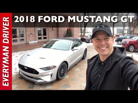 Yes,  Ford Mustang GT Convertible on Everyman Driver