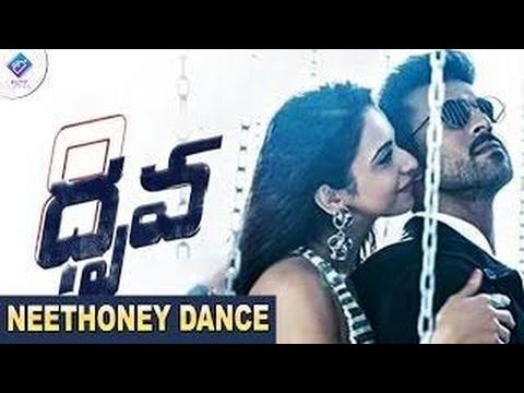 Rangasthalam movie Hero RamcharanTej Dhruva Neethone Dance Tonight Video HD