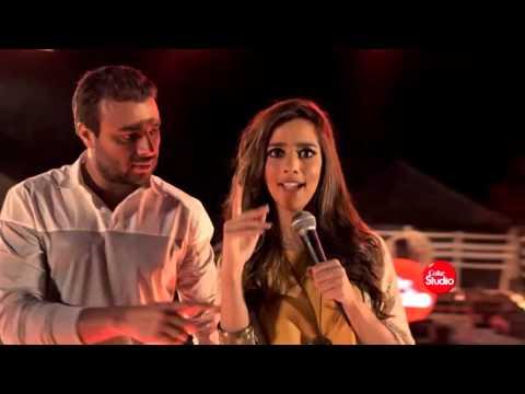 فيديو اغنية رامي صبري وبلقيس مشتاق لعينك HD 720p / مشاهدة اون لاين Coke Studio S04