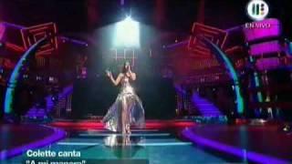 Colette - El Gran Desafio - Gala 2 - A mi manera (Live) [16:9]