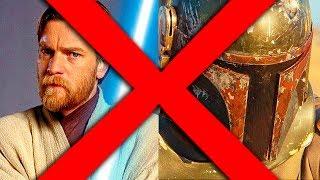 Prximas Peliculas de Starwars Canceladas Por el Fracaso de Solo Star Wars