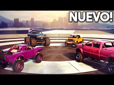 NUEVO MINIJUEGO! SUMO (REMIX) - GTA 5 ONLINE - GTA V ONLINE