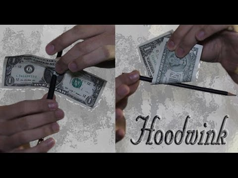 how to turn 5 dollars into 500 dollars magic trick