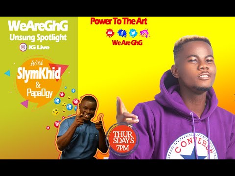 Slym Khid On GhG Unsung Spotlight With PapaOgy
