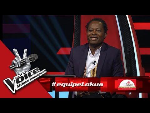 Intégrale Equipe Lokua | (The Voice Afrique francophone 2016 - Demi Finale)