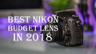 NIKON lens 50mm 1 8D Review- BEST BUDGET LENS