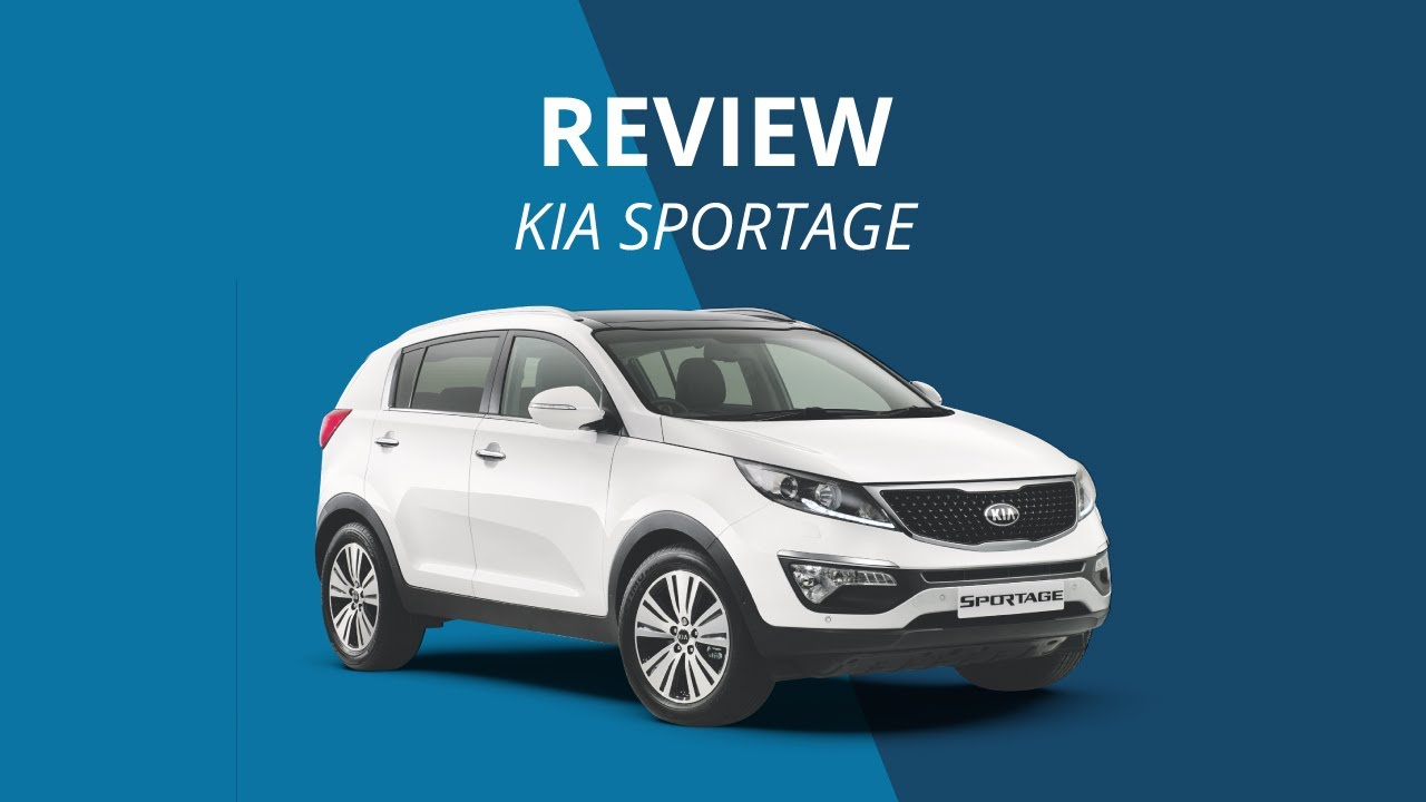 kia sportage 2015 review youtube. Black Bedroom Furniture Sets. Home Design Ideas