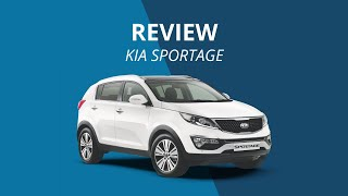 Kia Sportage 2015 Review