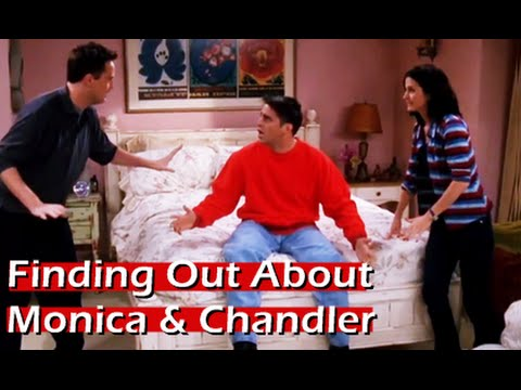 Thumbnail: FRIENDS Tv Show - Finding Out About Monica & Chandler HD