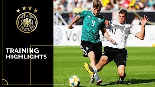 Die Highlights vom offenen Training