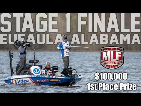 I WIN $100,000!!! (Major League Fishing)