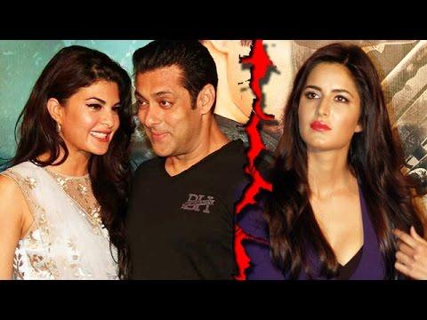 Salman Khan Rejects Katrina Kaif For Jacqueline Fernandez