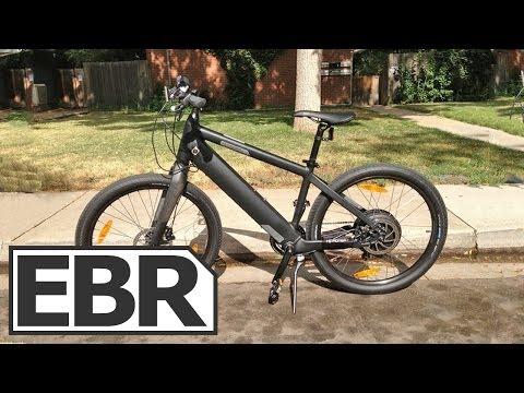 Stromer ST1 Elite Electric Bike Review